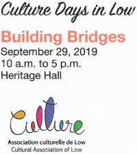 Culture Days in Low